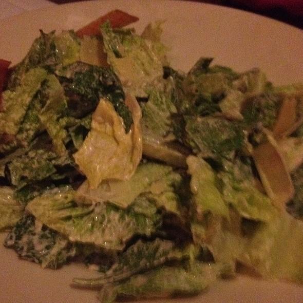 Caesar Salad - Morton's The Steakhouse - Dallas, Dallas, TX