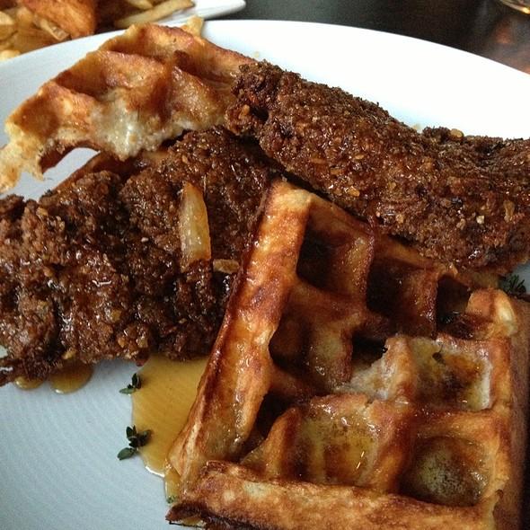 Chicken and Waffles - Lot No. 3, Bellevue, WA