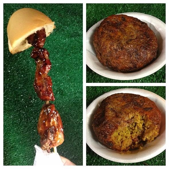 Puerto Rican Food @ El Mana! Food Truck