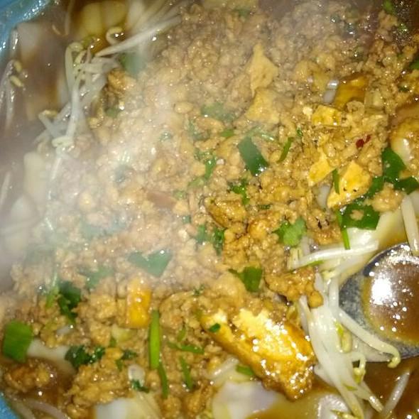 Bankok Noodle  @ Thai Chili
