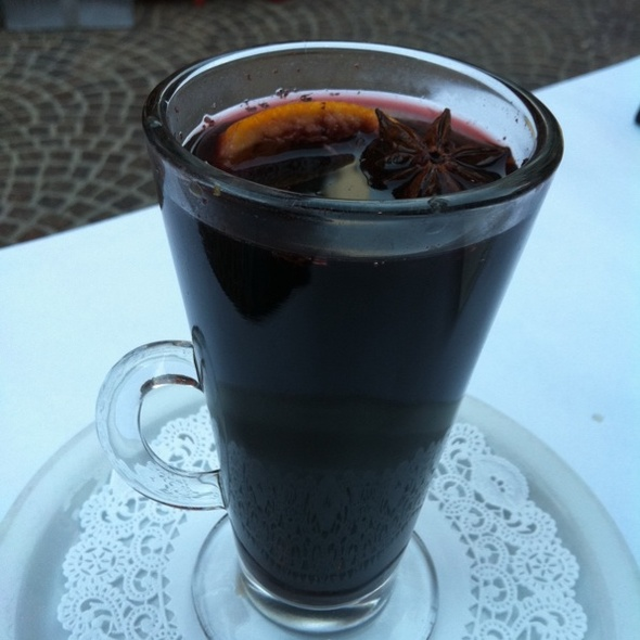 Hot Wine & Sices @ 208 N Rodeo Dr