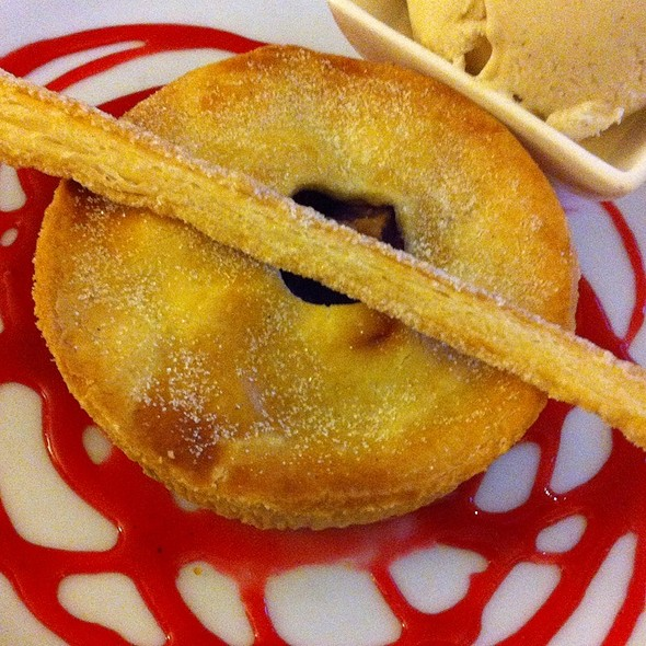 Apple Pie @ Shangri-La Hotel, Sydney