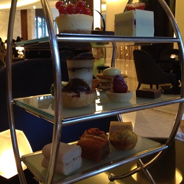English High Tea @ Risala Lounge