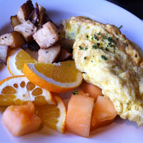 Greek Omelette @ Cafe Lily