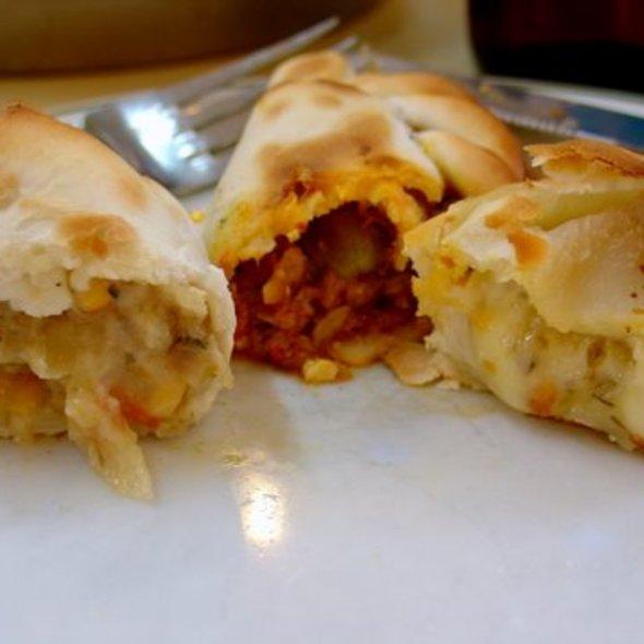 Assorted Fillings Empanadas