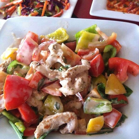 Salad @ -