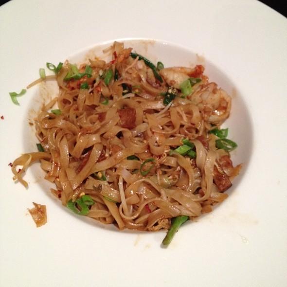 Pad Thai @ The Noodle House Souk Madinat
