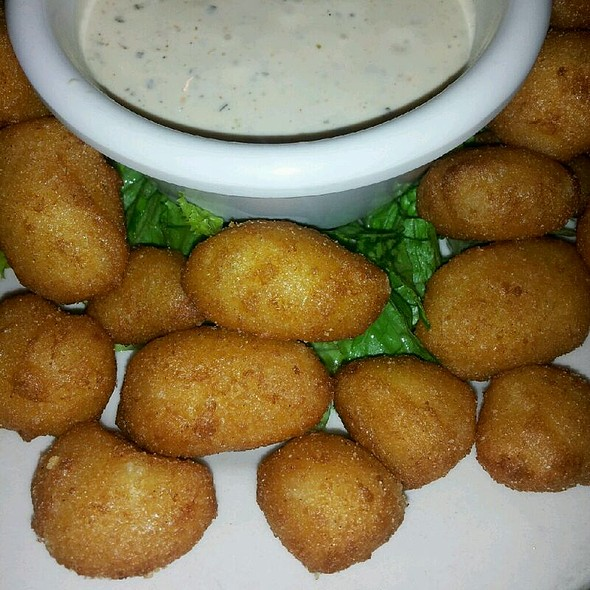 Fried Cheese @ The Vortex Bar And Grill