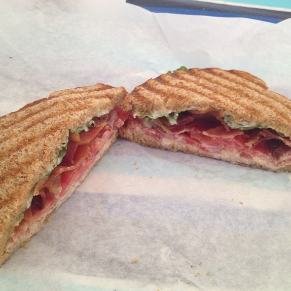 B-L-T-Riffic Sandwich @ Great Harvest Bread Company