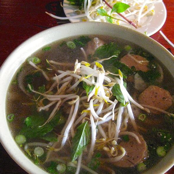 Pho Tai Bo Vien @ House of Pho
