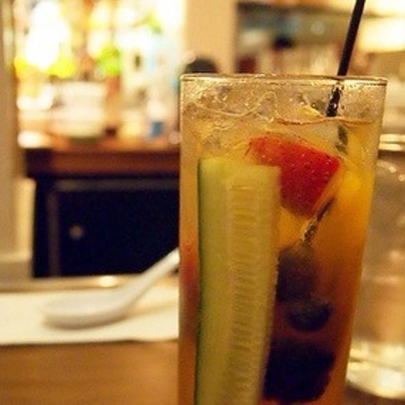Pimms & Lemon - Clio, Boston, MA