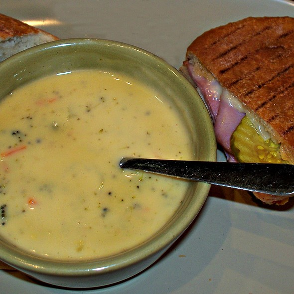 Cuban Sandwich @ Panera Bread