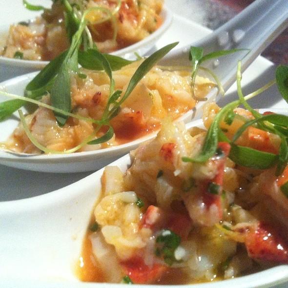 Lobster Ceviche @ Sampan