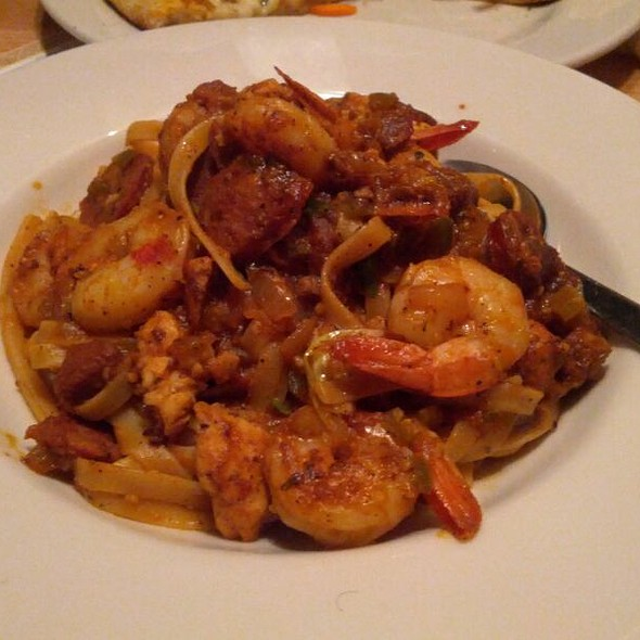 Jambalaya Fettucini @ California Pizza Kitchen