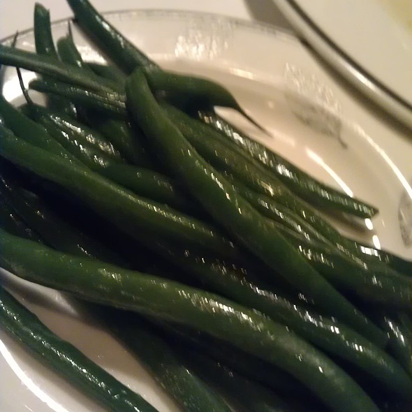 Baby Green Beans - Tony's - St. Louis, St. Louis, MO