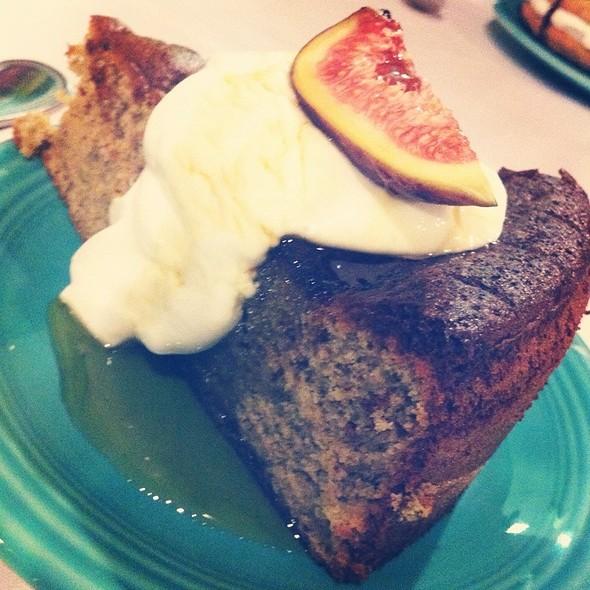 Cake @ Mangetout