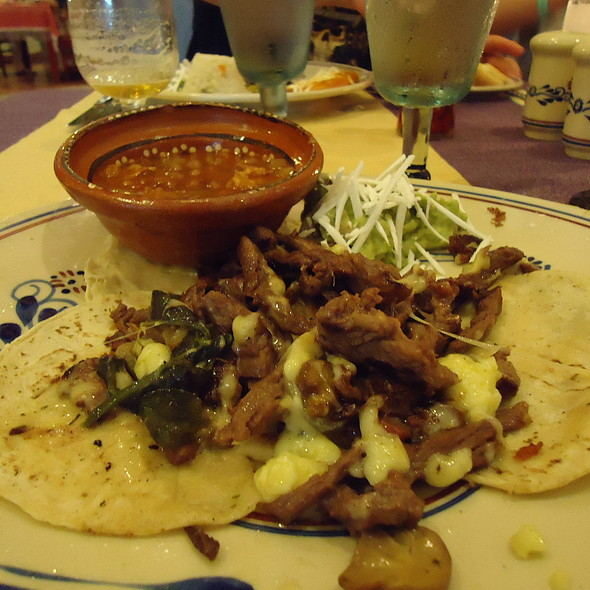 Tacos Alambre