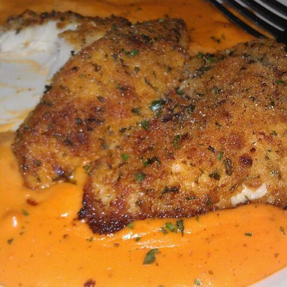 Red Snapper - Lynnhaven Fish House, Virginia Beach, VA