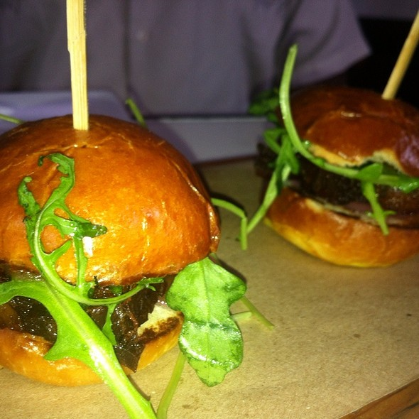 Pork Belly Bocadillos @ Tavernita