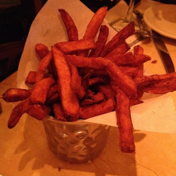 Sweet potato fries @ The Cheesecake Factory