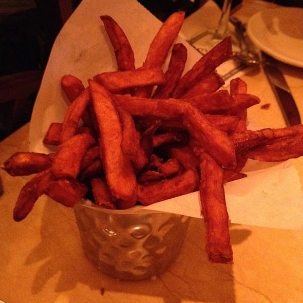 Sweet potato fries @ The Cheesecake Factory