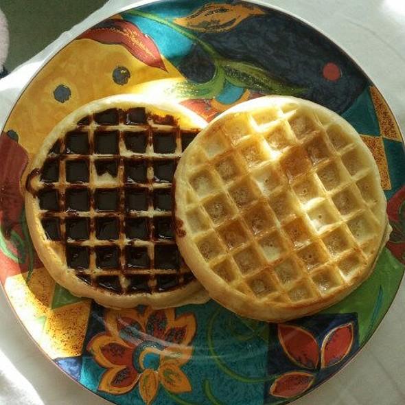 Waffles @ Home