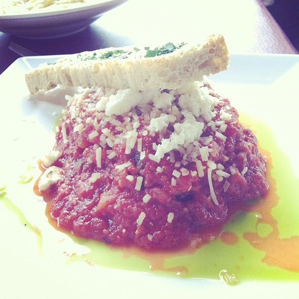 Vegetarian Lasagne @ Devil's Thumb Ranch