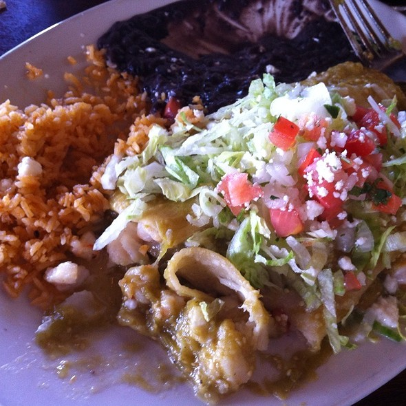 Arroyos Enchiladas @ Los Arroyos Camarillo Mexican Restaurant & Take Out