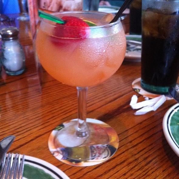 Peach Sangria Cocktail @ Olive Garden