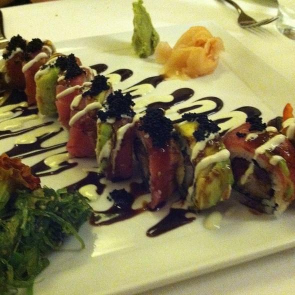 Dragon Roll @ California Grill