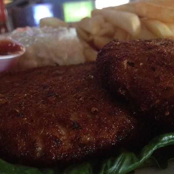 Crab Cakes @ Home Port Restaurant & Pub