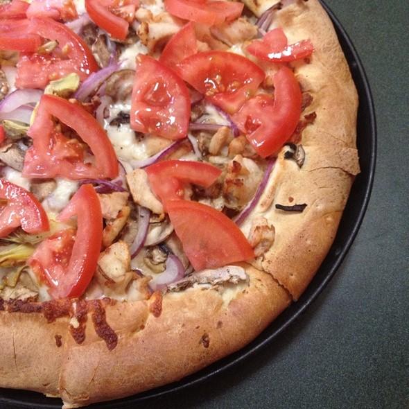 Garlic Chicken @ Woodstock's Pizza Davis
