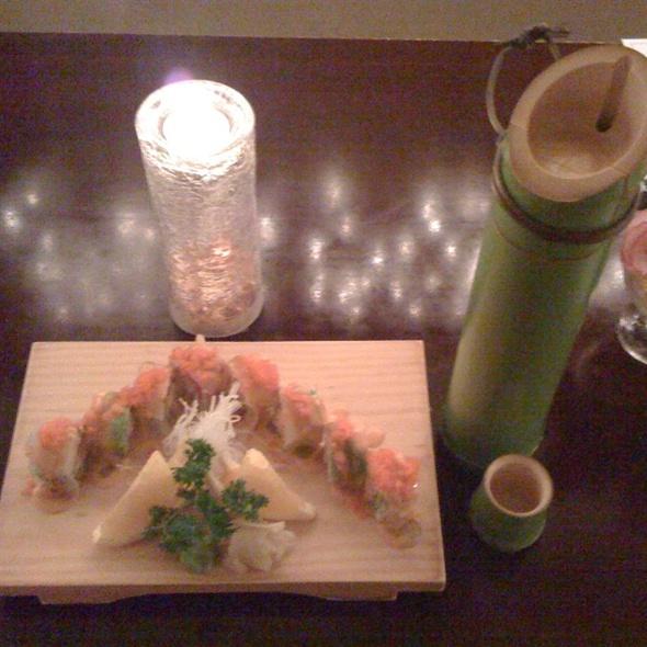 Fire Mountain Sushi @ Yummy Sushi