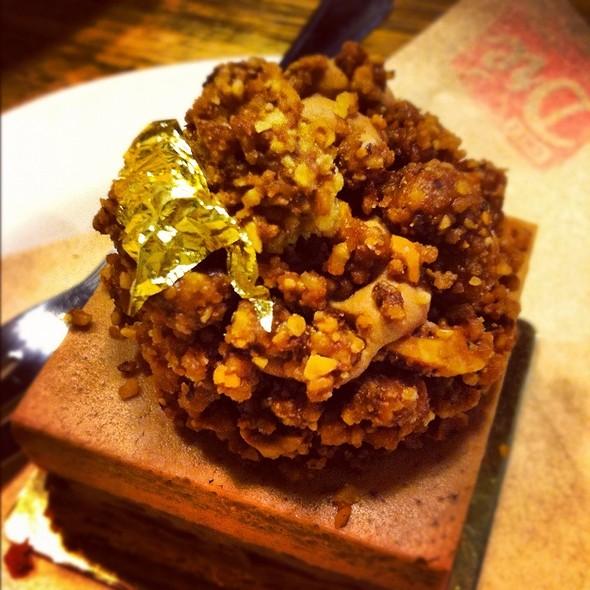 Hazelnut Praline Crunch @ Chez Dre. Patisserie