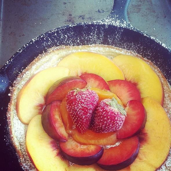 German Pancake @ My Foodgasm Journal - Home