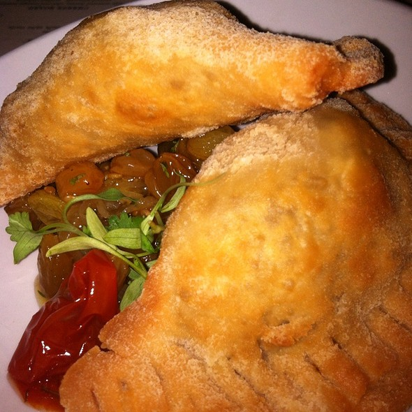 empanadas @ Salt Kitchen & Tasting Bar