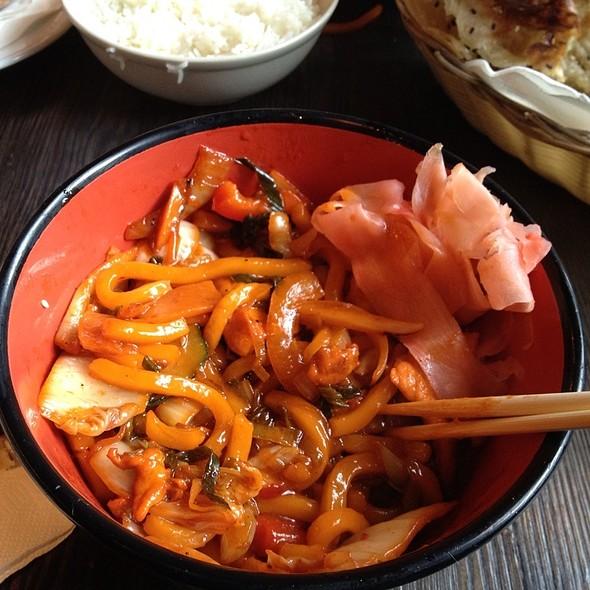 Kimchi Udon @ Dziki Ryż - Żoliborz