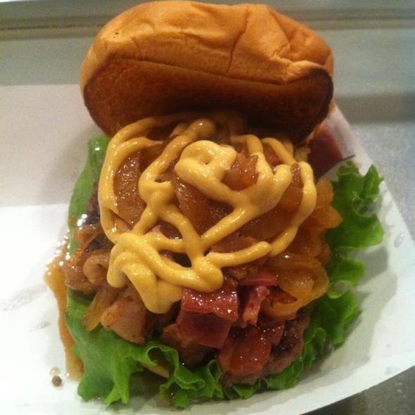 Mikey's Burger @ Mikey's Burger