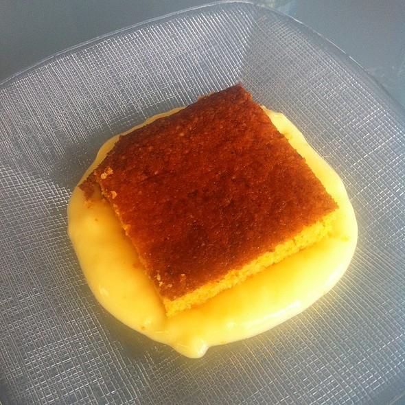 Carrot Cake @ Macusamba Restaurant