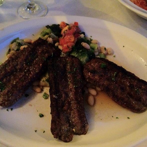 Salsiccia con Escarole e Fagioli - Buona Terra, Chicago, IL