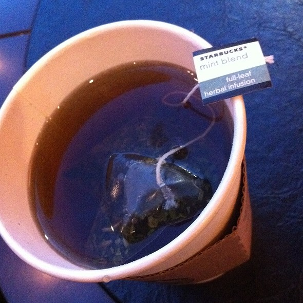 Mint Blend- Full Leaf Herbal Infusion