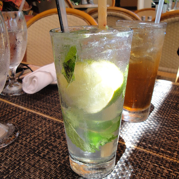 Coconut Mojito - Larios on the Beach, Miami Beach, FL