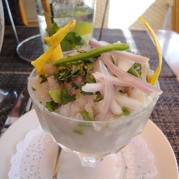 Ceviche - Larios on the Beach, Miami Beach, FL
