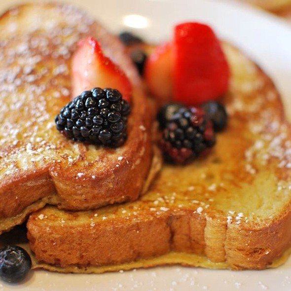 French Toast @ Wildberry Pancakes & Cafe