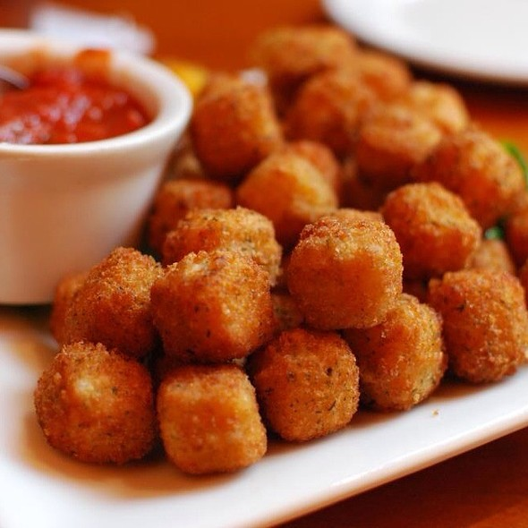 Cheese Balls @ Giordano's Famous Stuff Pizza