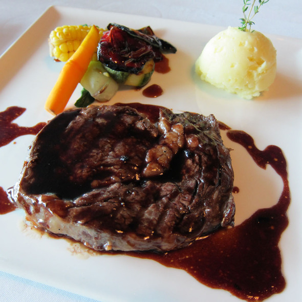 Beef Steak @ Maduzi Hotel