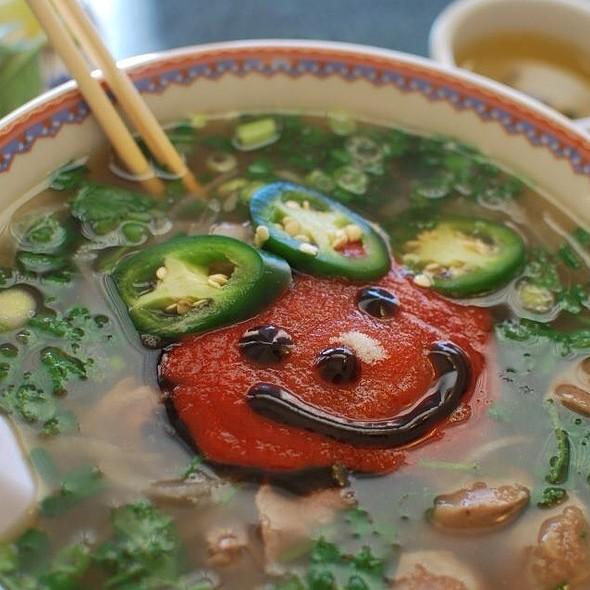 Beef Pho @ Vinh-Long