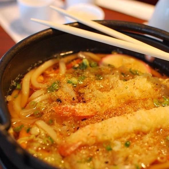 Udon Noodles @ Sushi O Sushi