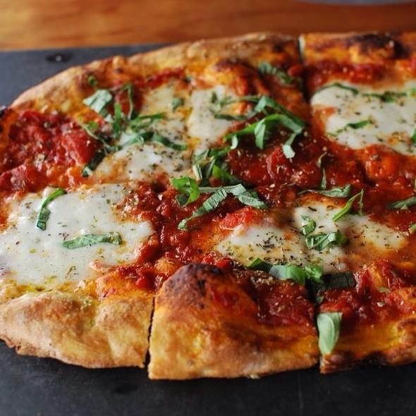 Pasta Pizza @ serious pie , seattle