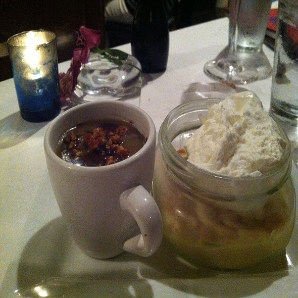 Duo Of Puddins  - Stella's Bistro - Simpsonville, Simpsonville, SC